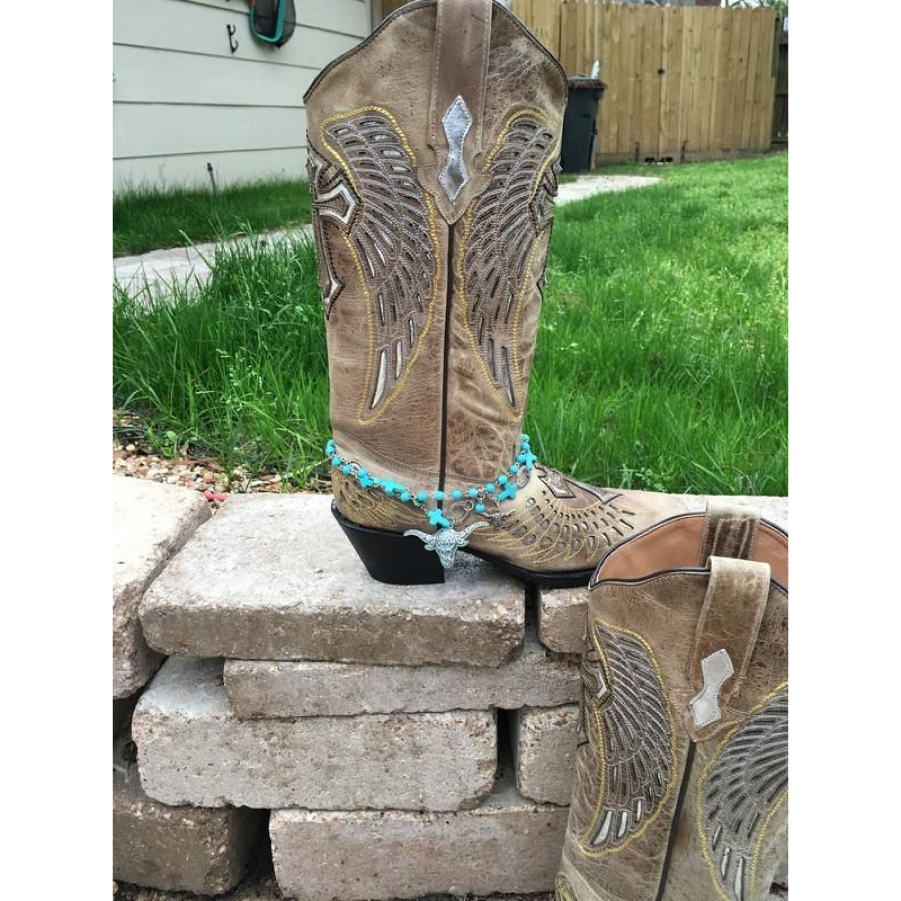 Boot Bracelet,Bracelet - Dirt Road Divas Boutique