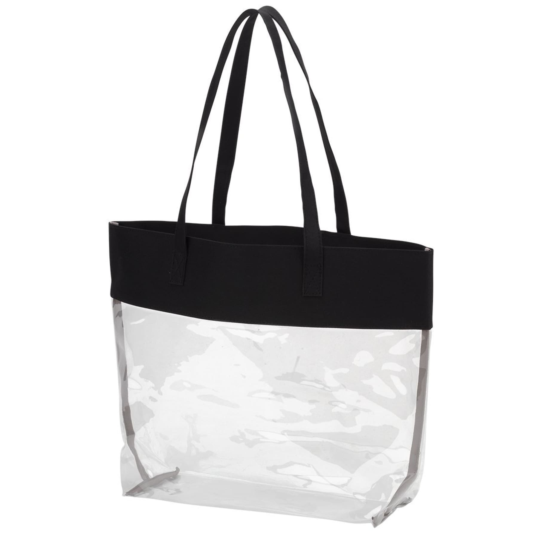 Clear Stadium Tote in Team Colors without Monogram,Tote - Dirt Road Divas Boutique