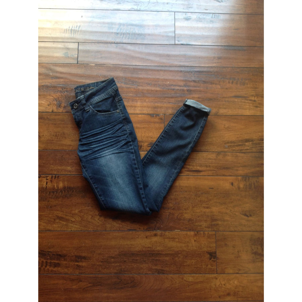 Dark Skinny Jeans,Jeans - Dirt Road Divas Boutique