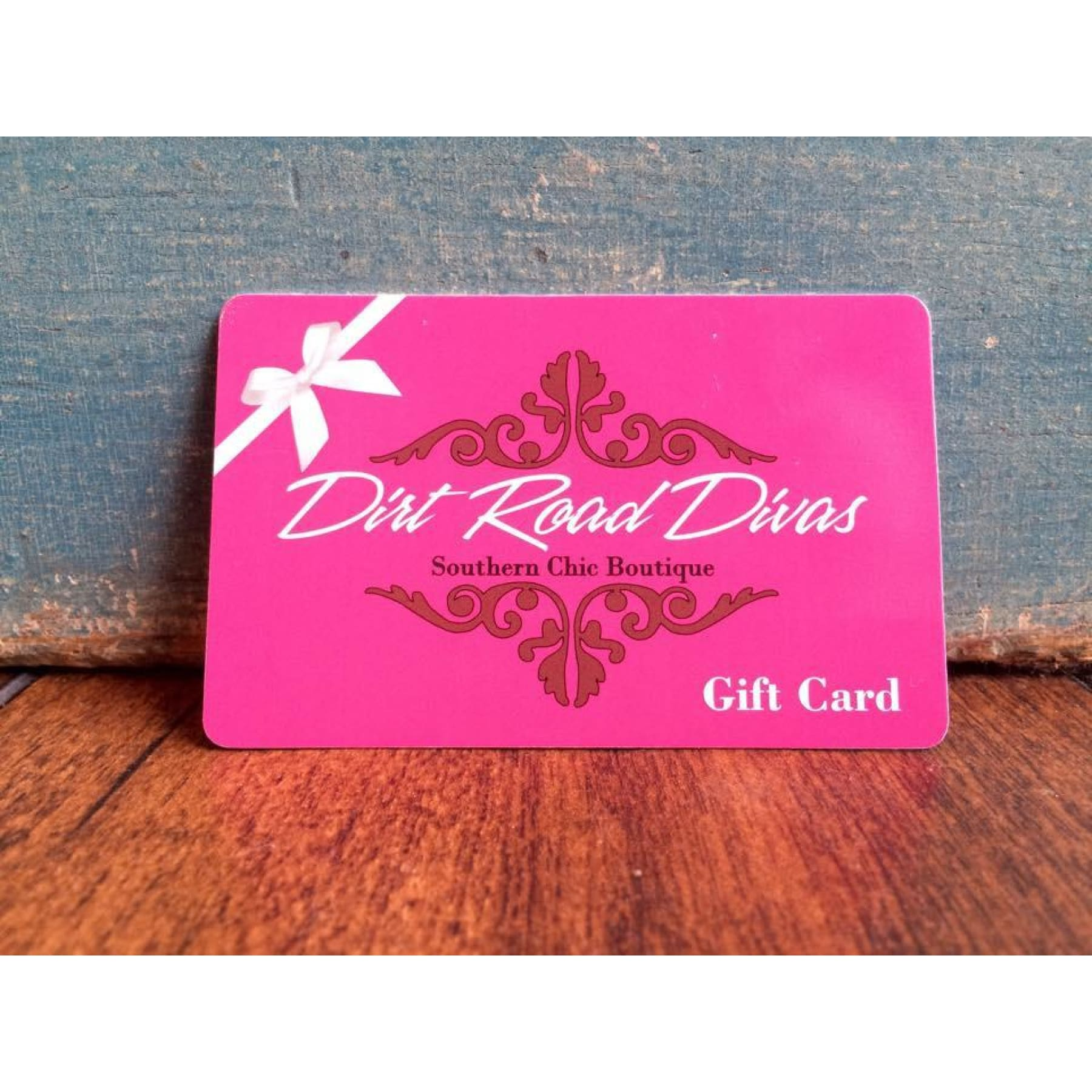 DRD Gift Card $25,Gift Card - Dirt Road Divas Boutique