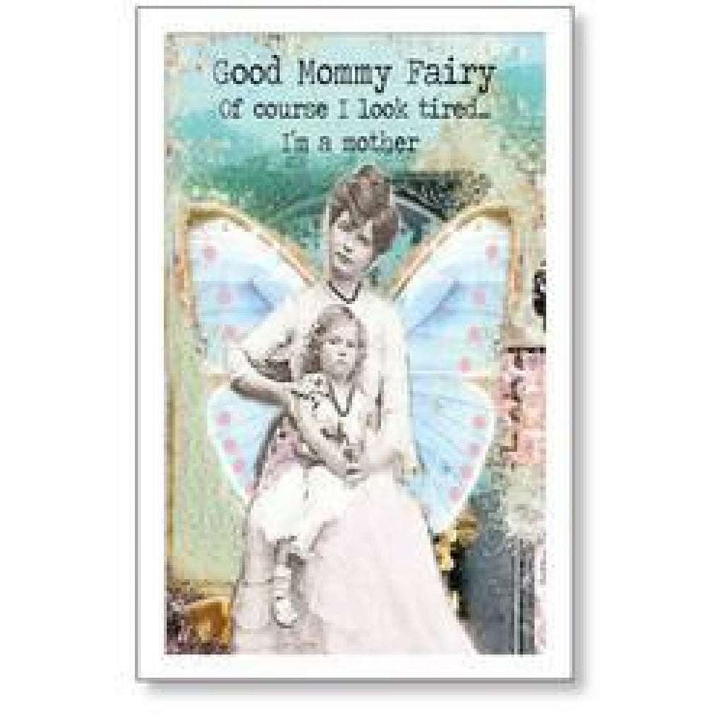 Good Mommy Fairy Card,Card - Dirt Road Divas Boutique