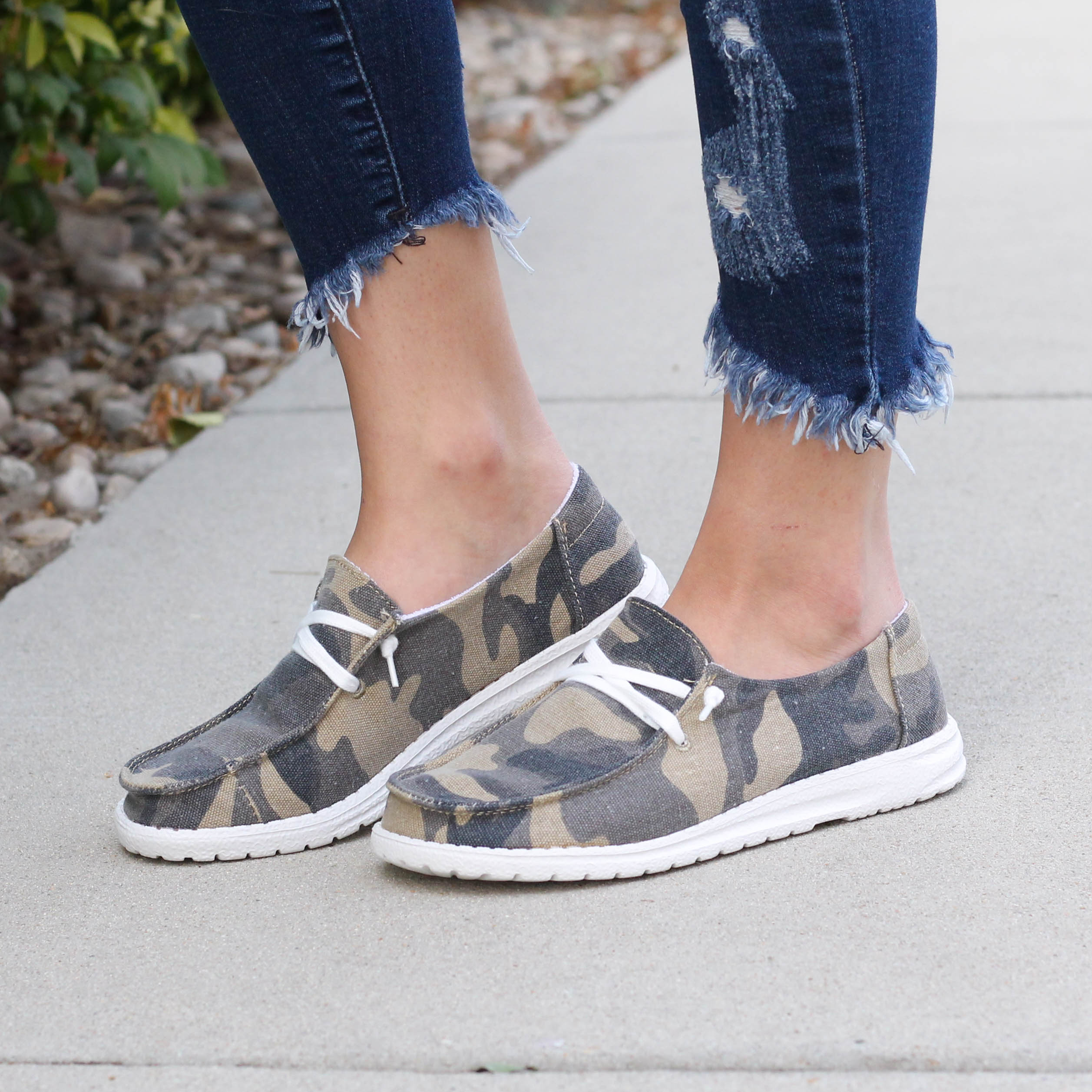 Very G - Camo Sneakers