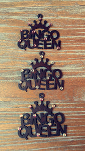 Rustic Metal Hang Tags/Magnets with Crystals,Gifts - Dirt Road Divas Boutique