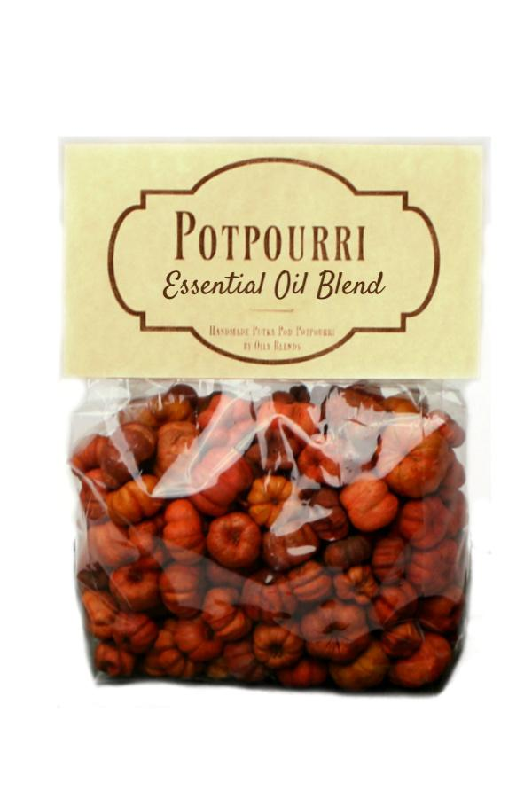 Mini Pumpkin Potpourri
