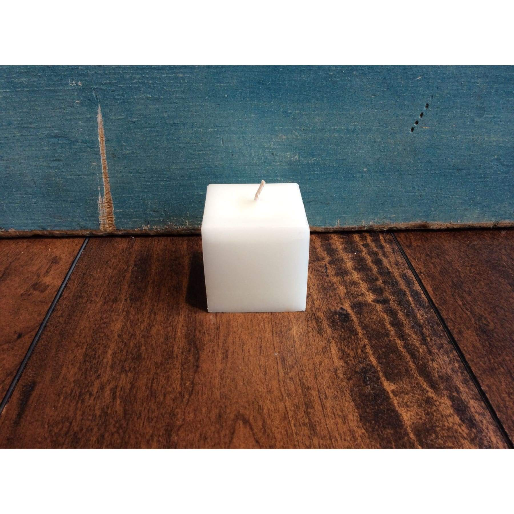 Texas General Square Candles - Sleeping on Snow