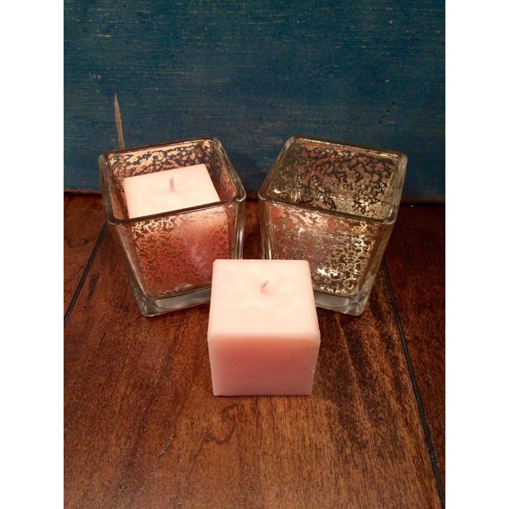 Texas General Square Candles ~ Dirt Road Divas Custom Scent,Candle - Dirt Road Divas Boutique