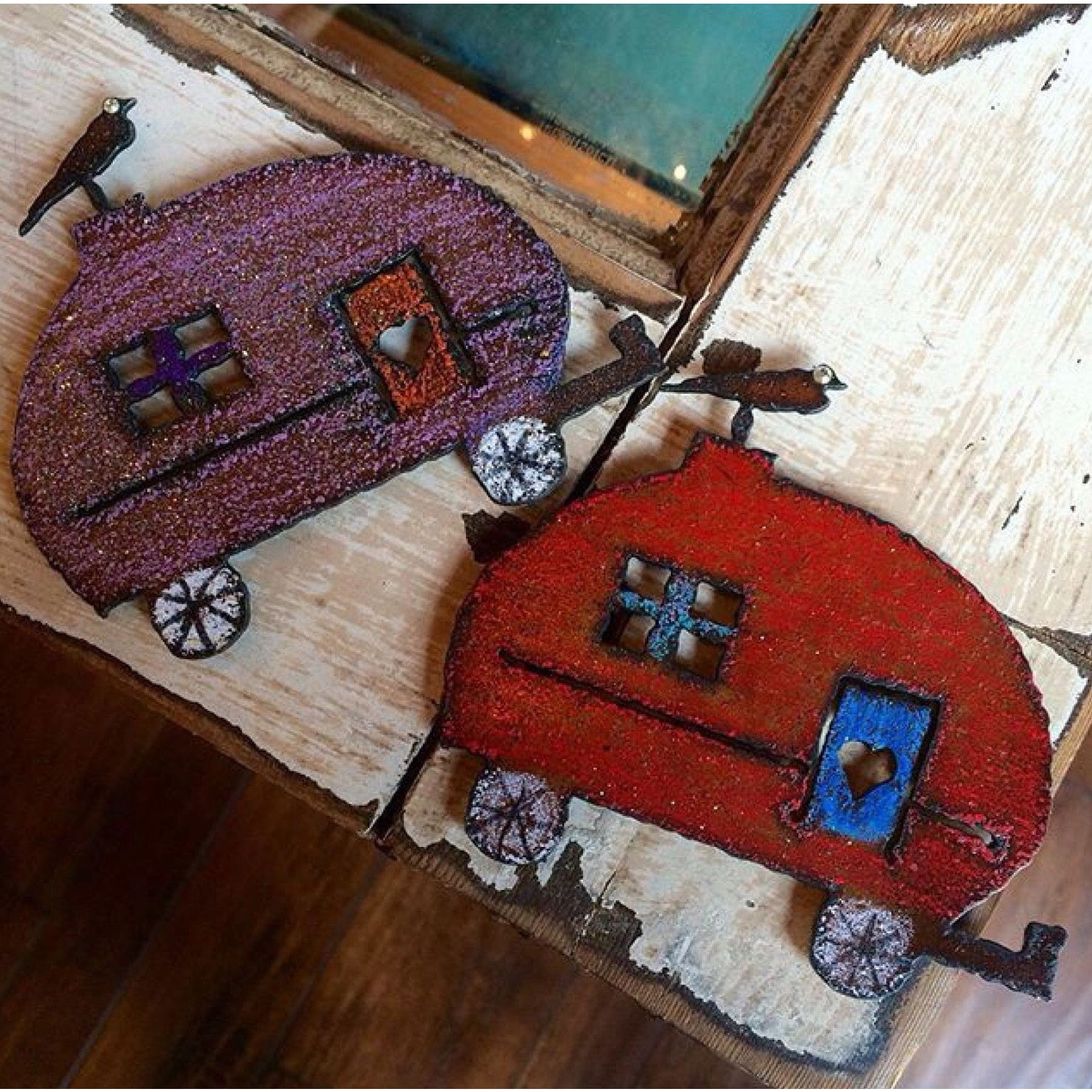 Trailer Magnet,Home Decor - Dirt Road Divas Boutique