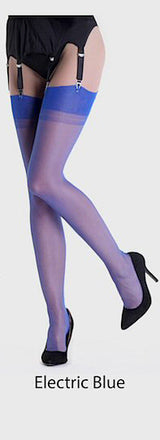 Gio Reinforced Heel and Toe Stockings