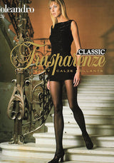 Trasparenze Oleandro Pantyhose Sheer to Waist 20 Denier Italian Luxury For Your Legs