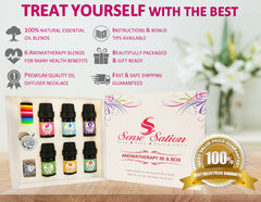 Aromatherapy in a box Gift Set