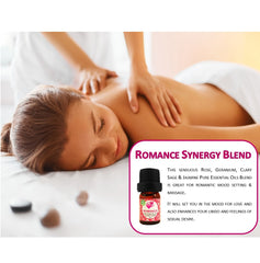 Romance Essential Oils Synergy Blend 5 ml