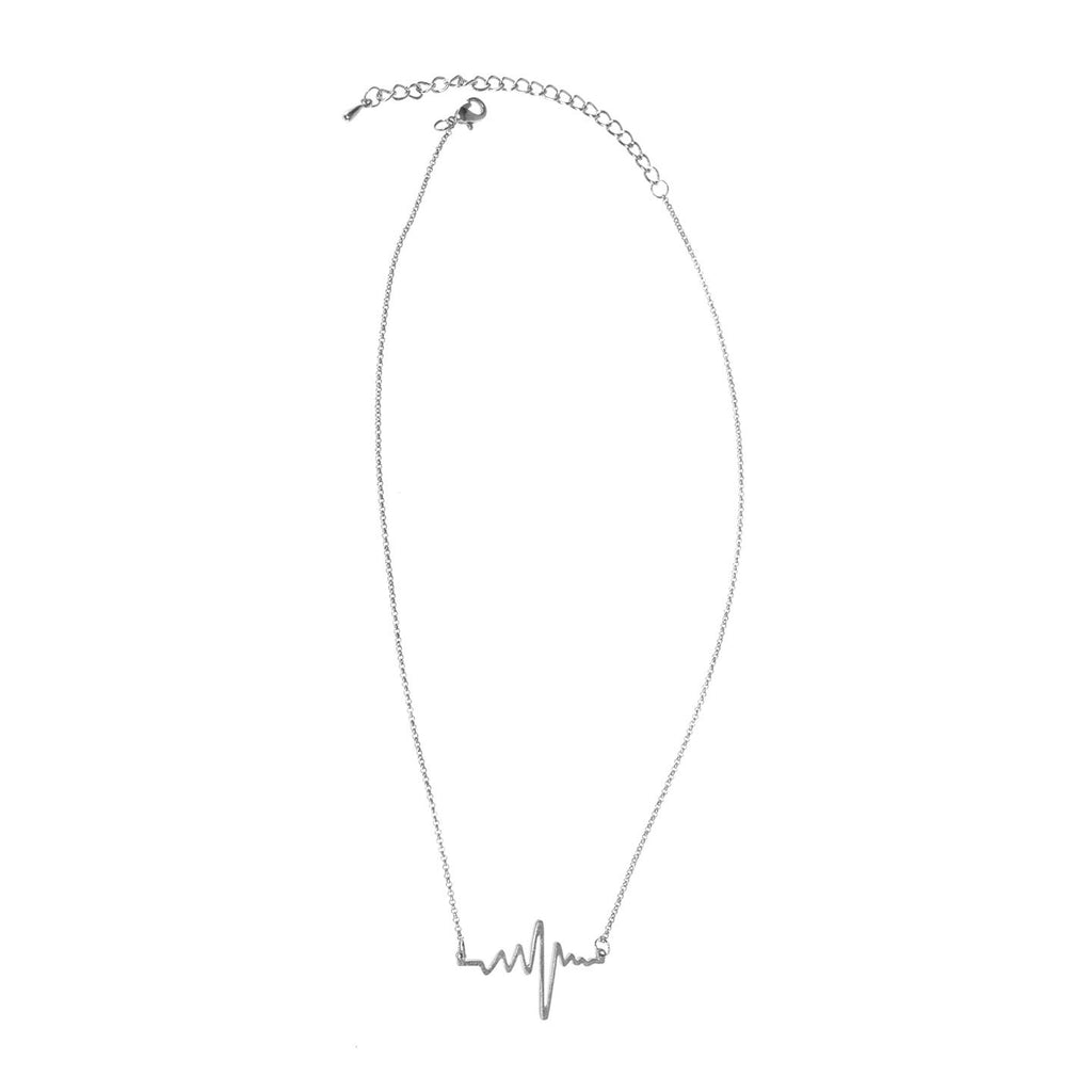 Heart Rate necklace