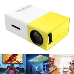 Lumi Full HD Ultra Handheld Projector