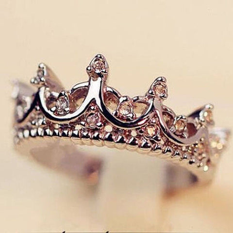 Charisma's Crown Ring