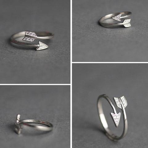Animosity's Arrow Ring