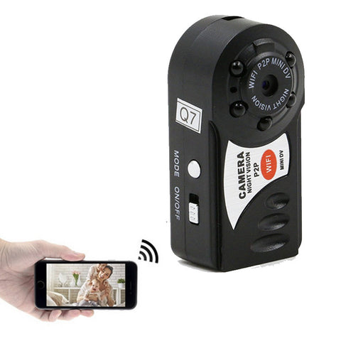Mini Wireless Wifi DVR Camera