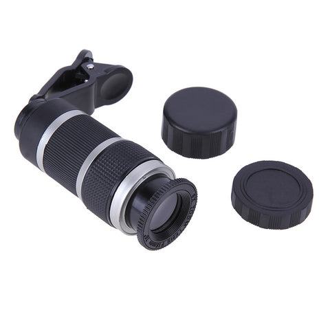 Universal 8X Zoom Mobile Camera Lens with Clip BEST SELLER!!