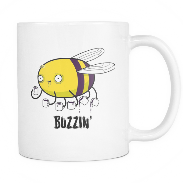 Bees Like Caffeine as much as the next guy.