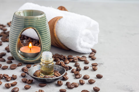 coffee aroma candles unlawfulthreads