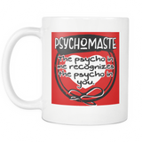 PSYCHOMASTE-Drinkware-Unlawful Threads