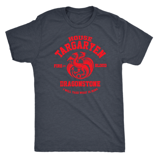 House Targaryen shirt Support your local targaryens xoxo