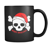 MERRY BLACK SKULLMAS SKULL LOVERS!!