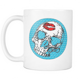 6 Dollar Skull mugs! Limited time offer. Collect them all! 10 varieties.-Drinkware-Unlawful Threads