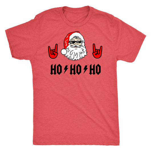 HO HO HO FOR THOSE ABOUT TO JINGLE WE SALUTE YOU Xmas Shirt