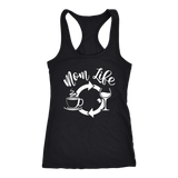 MOM LIFE Women's shirt or tank many colors