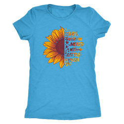 She's Sunshine mixed with a Little Hurricane women's shirt sizes up to 3x
