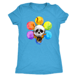 Skull palette of death shirt m/w/t xoxo