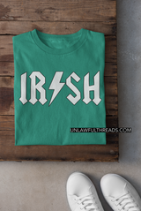 Acdc? No. IRSH! Highway to  Hacket's town shirt