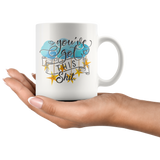 You've got this shit! mug 11 oz.