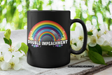 Double Impeachment  ~ shirts and coffee mugs available