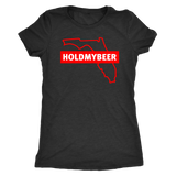 Hold my beer Florida shirt m/w XOXO