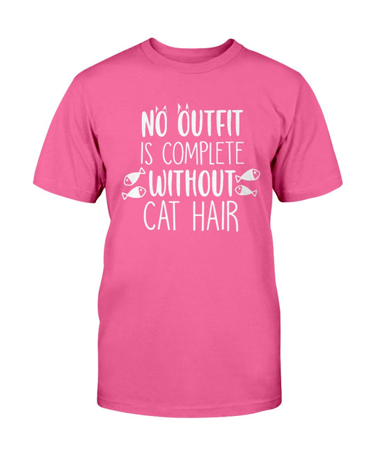 No Outfit is complete without Cat hair 15oz. mug OR shirt available