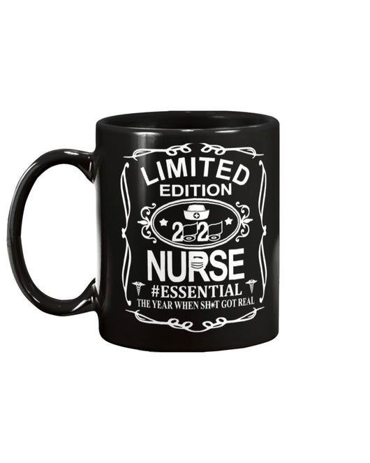 Limited Edition Nurse coffee  15oz Mug
