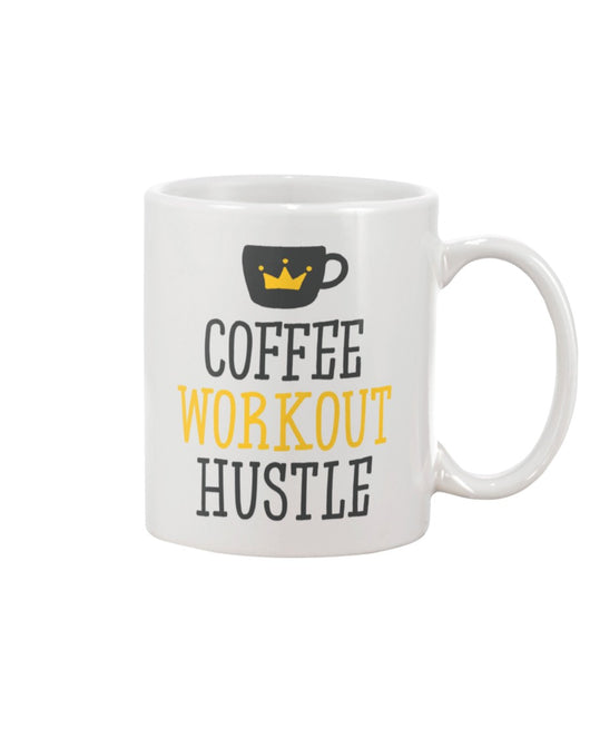 Coffee Workout Hustle  15 ounce