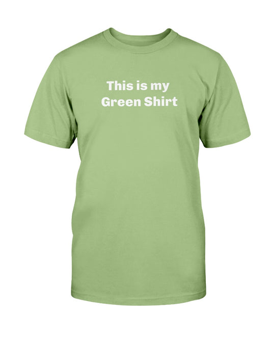 This is My Green shirt St Patricks day shirt