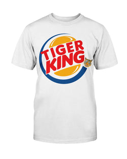 TIGER KING Gildan Cotton T-Shirt