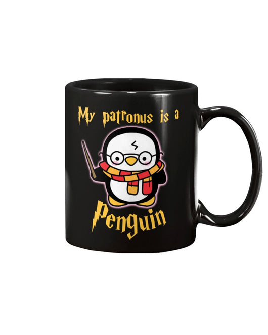 My Patronus is a Penguin 15oz Mug