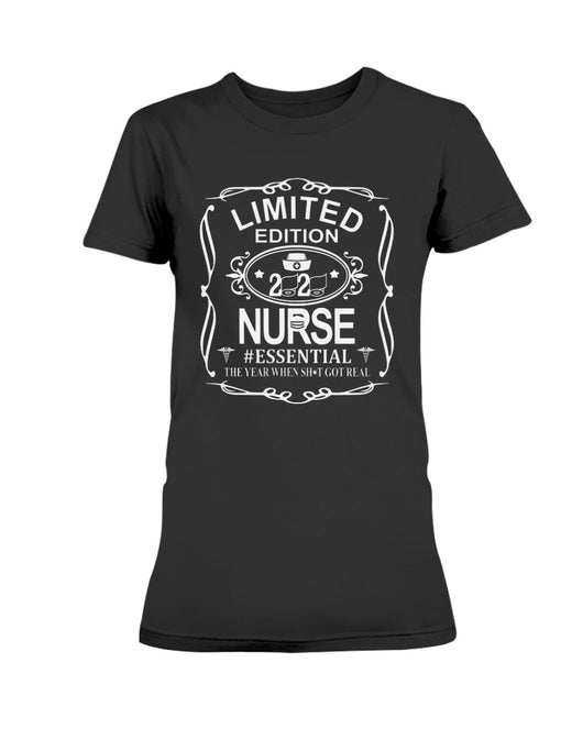 Limited Edition Nurse Gildan Ultra Ladies T-Shirt