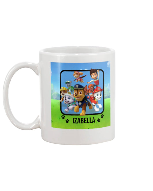 Paw patrol coffee mug  not for retail sale custom 15oz Mug