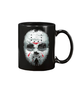Friday the 13th mug 15 oz.