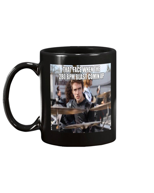 Bpm to the Bone 11oz Mug
