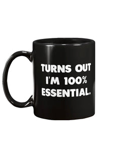 100 percent essential coffee mug 15oz Mug