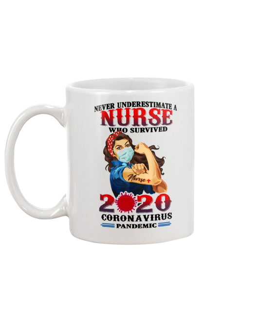 Rosie The Nurse nurse coffee mug 15oz Mug