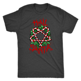 Hail Santa Candy Cane summonings shirt m/w/and tanks