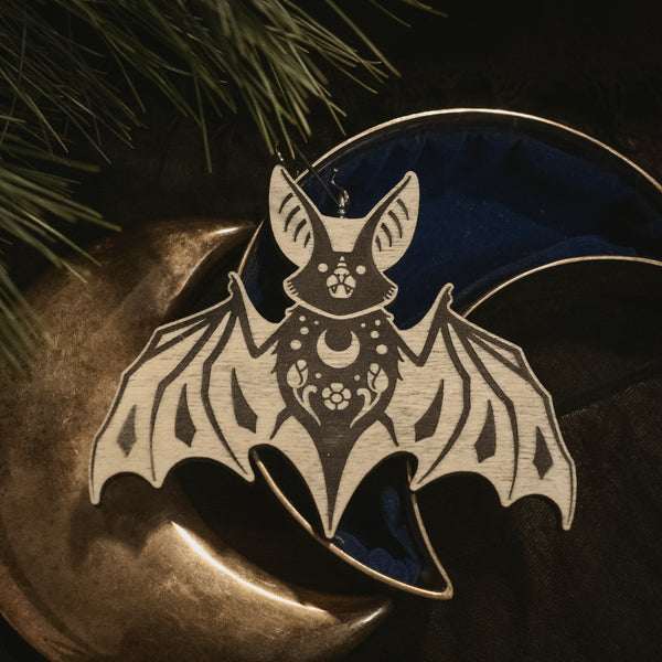 Night Creatures Yule Ornament Set