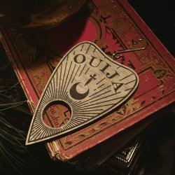 Ouija Yule Ornament